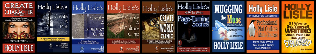 Holly Lisle: Writer