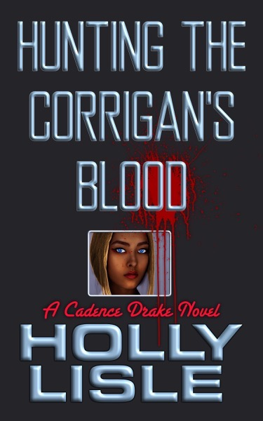 Hunting The Corrigan's Blood - New Cover