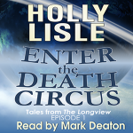 Enter the Death Circus Audiobook