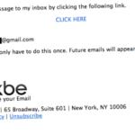 BoxBe Notice