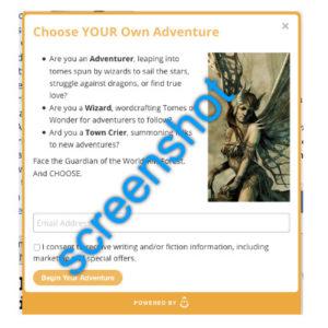 adventure-form-screenshot