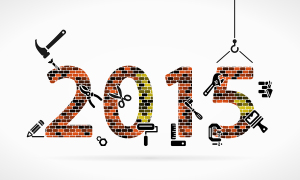 Building my life and work in 2015