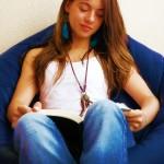 She's SOMEbody's ideal reader...