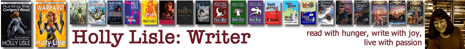 Holly Lisle: Official Author Homepage