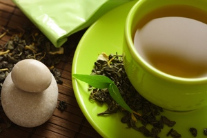 Green tea---the first step in hacking anti-cancer