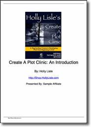 Plot Clinic Intro
